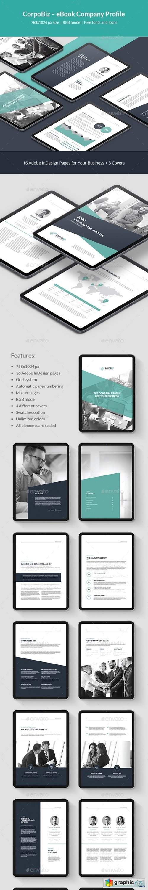 CorpoBiz – Business and Corporate eBook Company Profile
