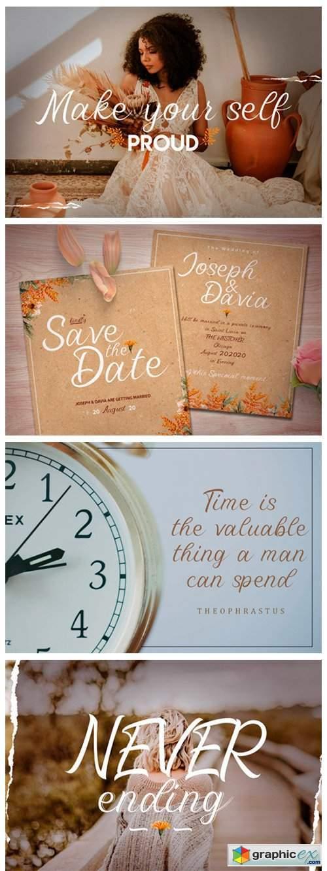 Best Time Font