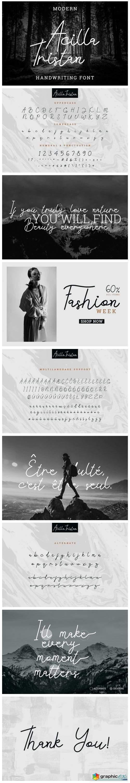 Acilla Tristan Font