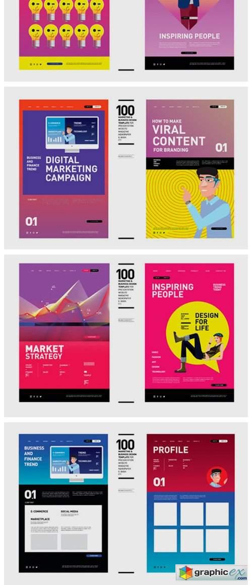 100 Marketing & Business Design