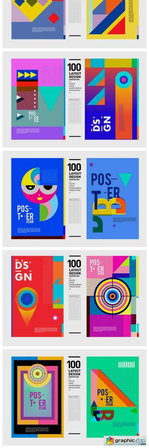 100 Creative Typography Poster Design