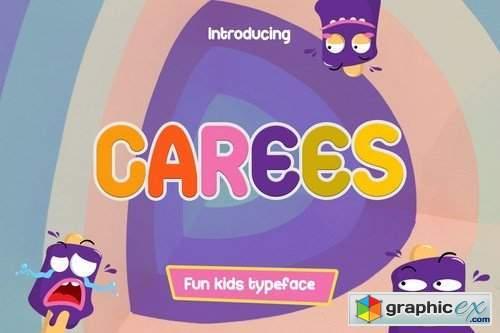 Carees Fun For Kids YR
