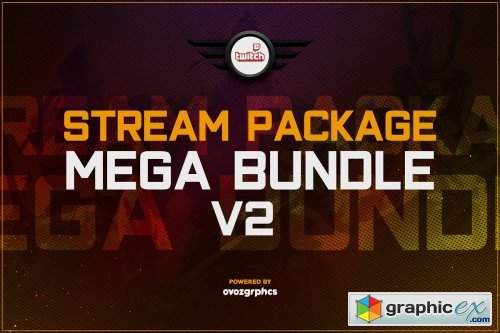 STREAM PACKAGE MEGA BUNDLE V2