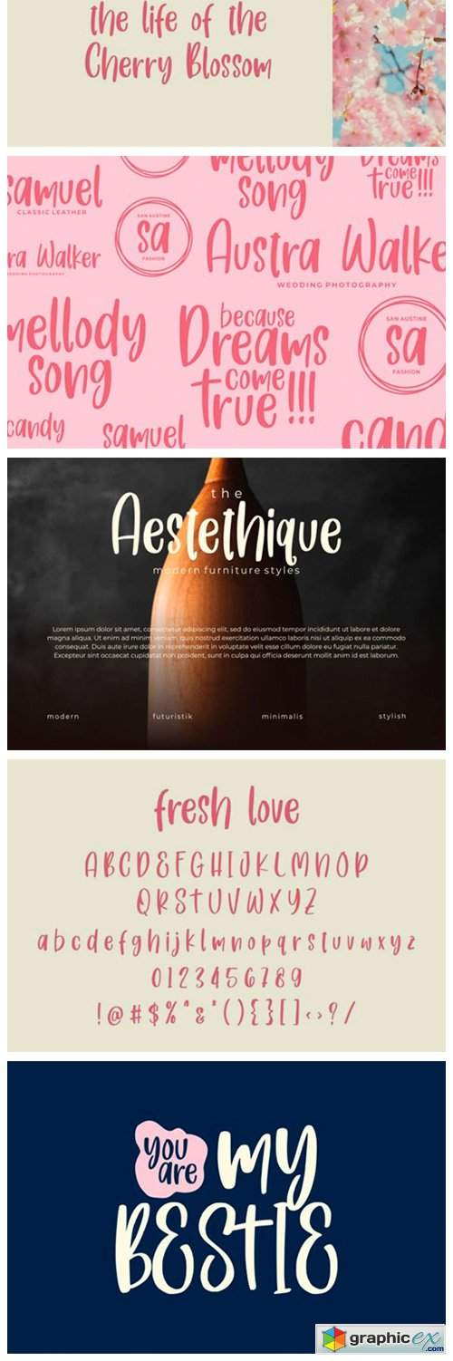 Fresh Love Font