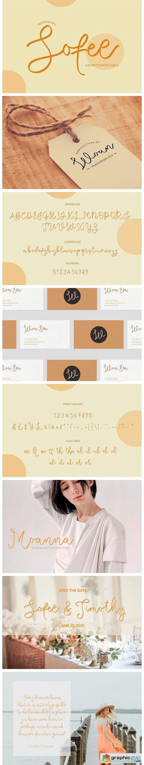 Sofee Font