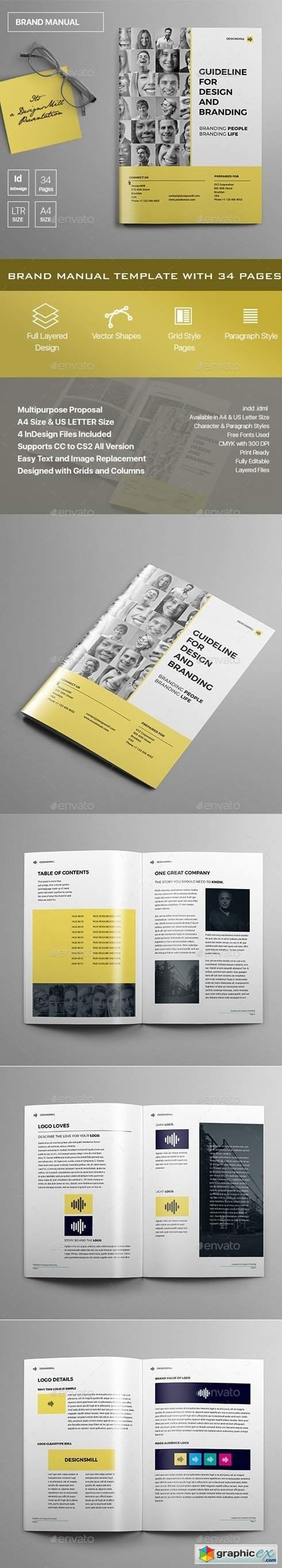 Brand Manual 19909855