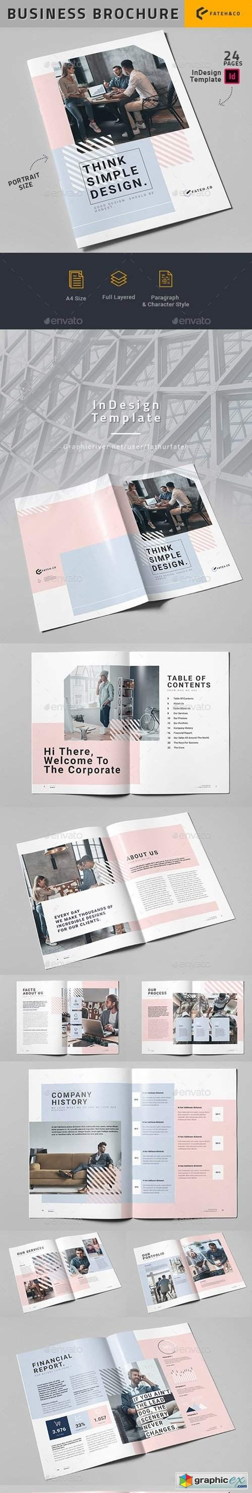 Business Brochure Vol.4