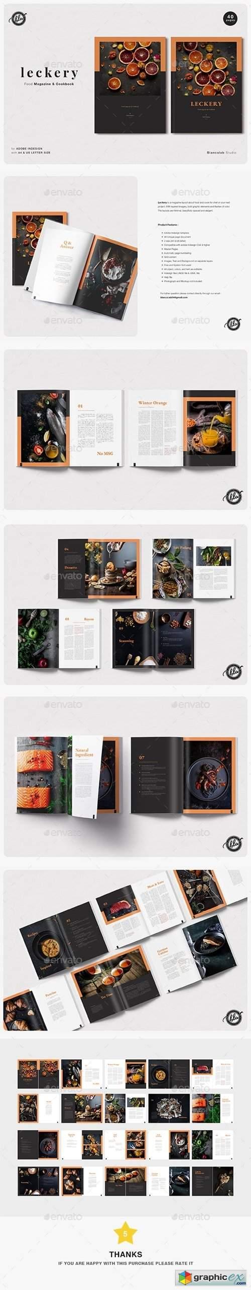 Leckery Food Magazine