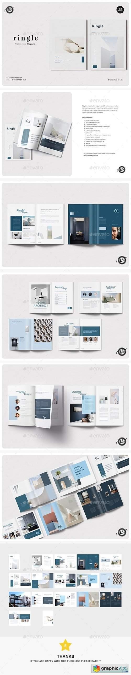 Ringle Architecture Magazine