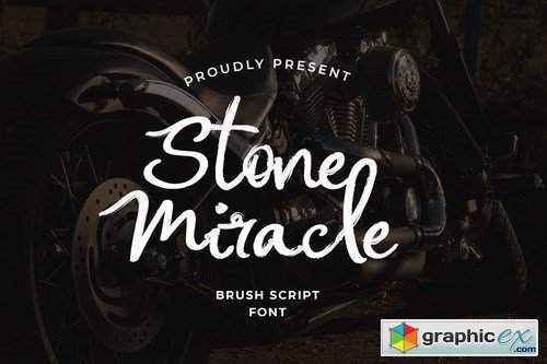 Stone Miracle Font