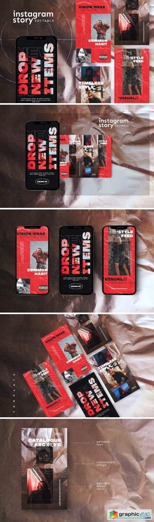 Instagram Story Template 2847306