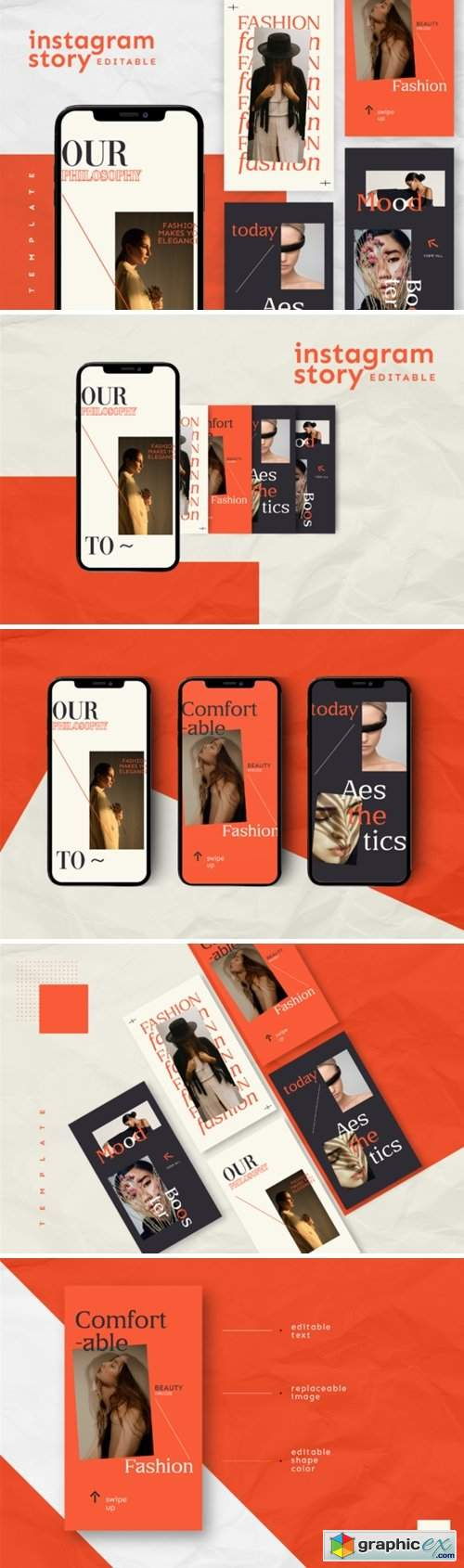 Instagram Story Template 2893199