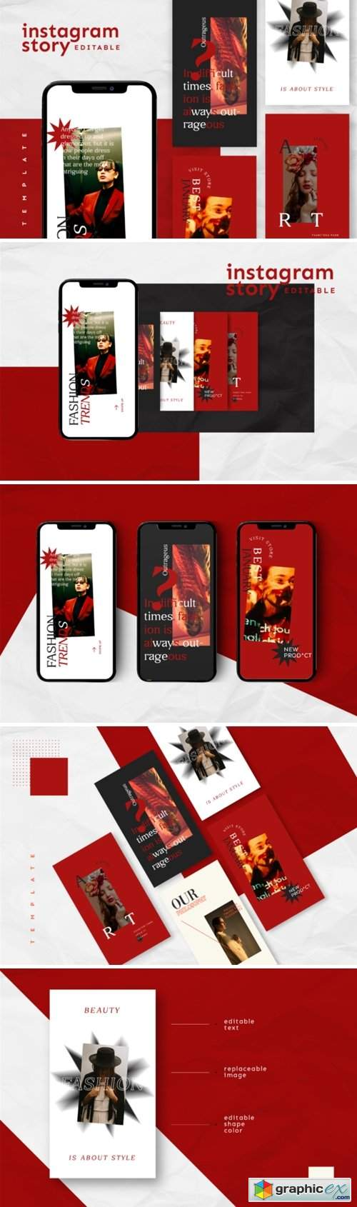 Instagram Story Template 2893185