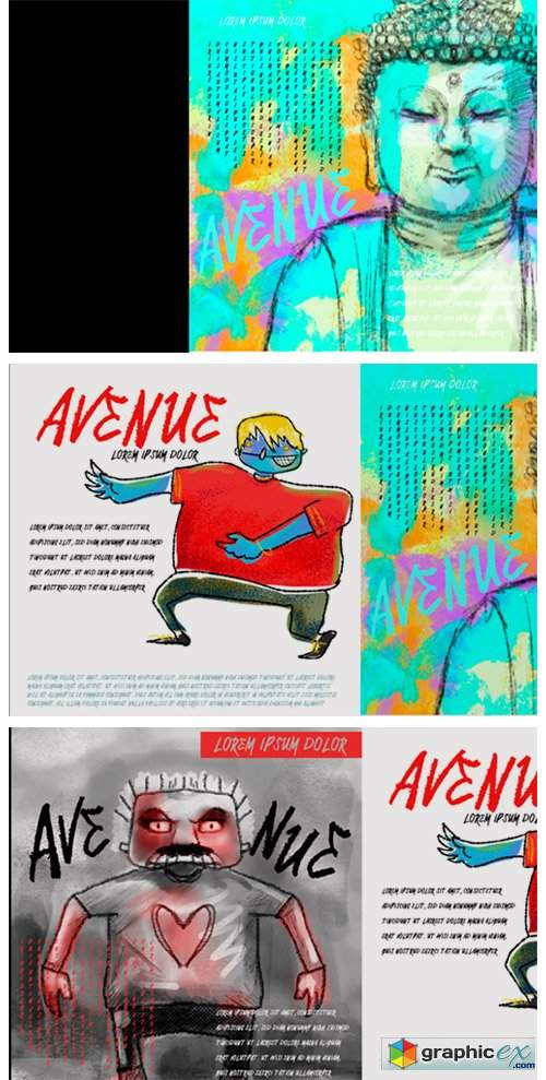 Avenue Font