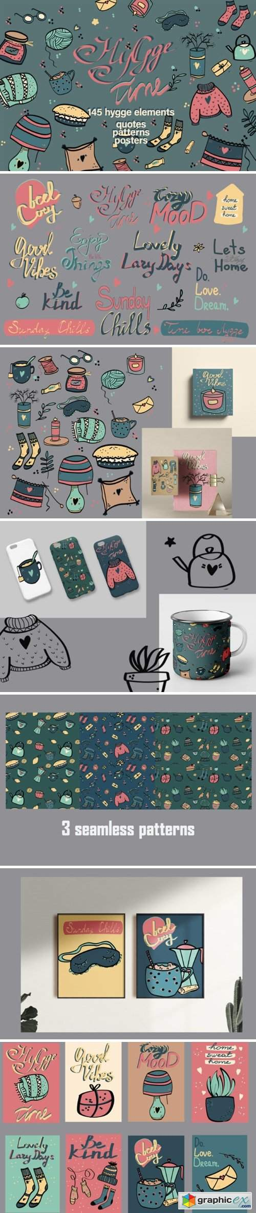 Hygge Collection Elements