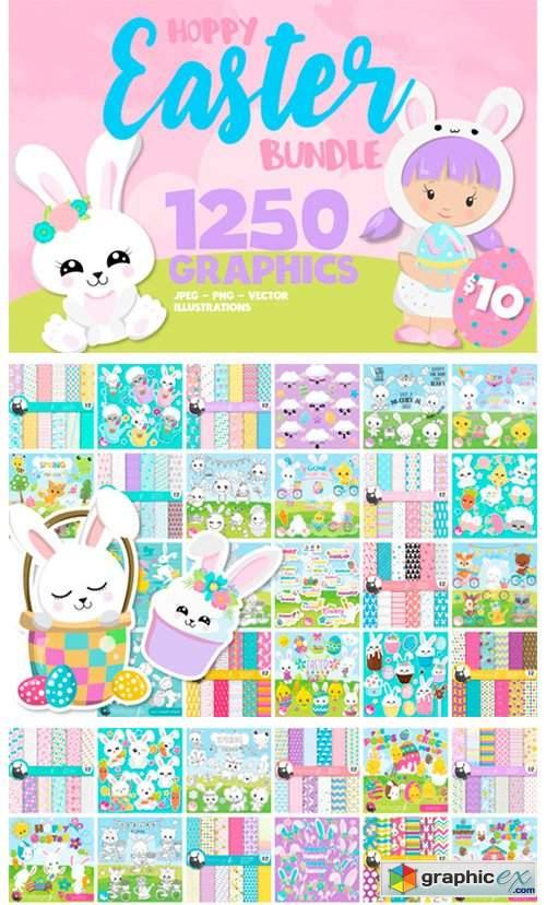 Mega Easter Bundle - 1250 in 1