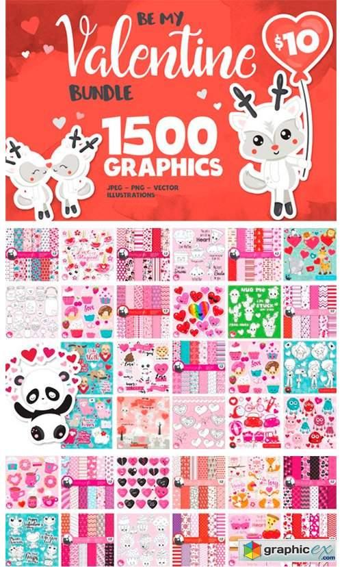 Valentine Mega Bundle - 1500 in 1