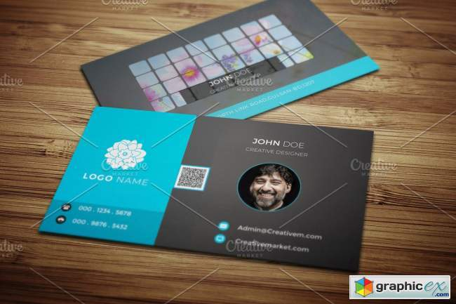 Photography Business Card V2
