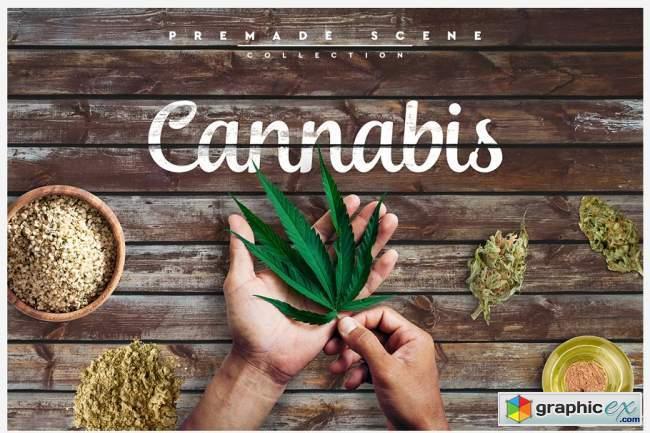 Cannabis Scene Creator #01