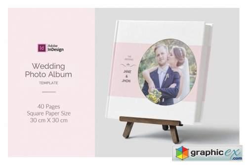 Wedding Album Template 4725265