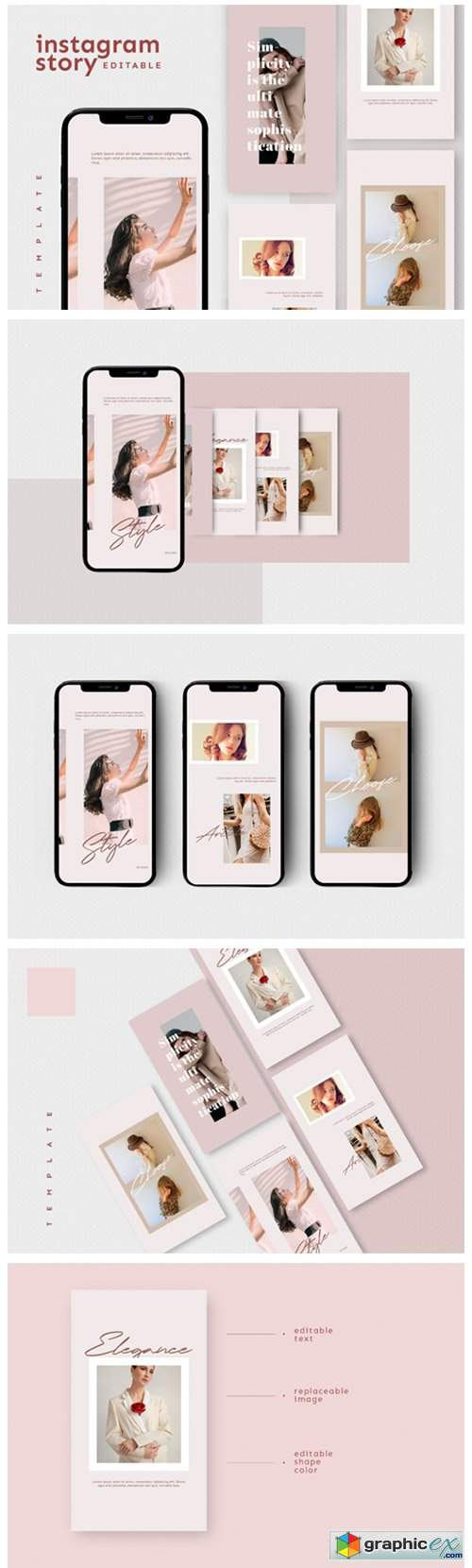 Instagram Story Template 3768416