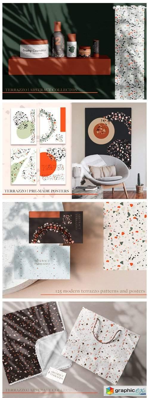 Terrazzo Abstract Bundle
