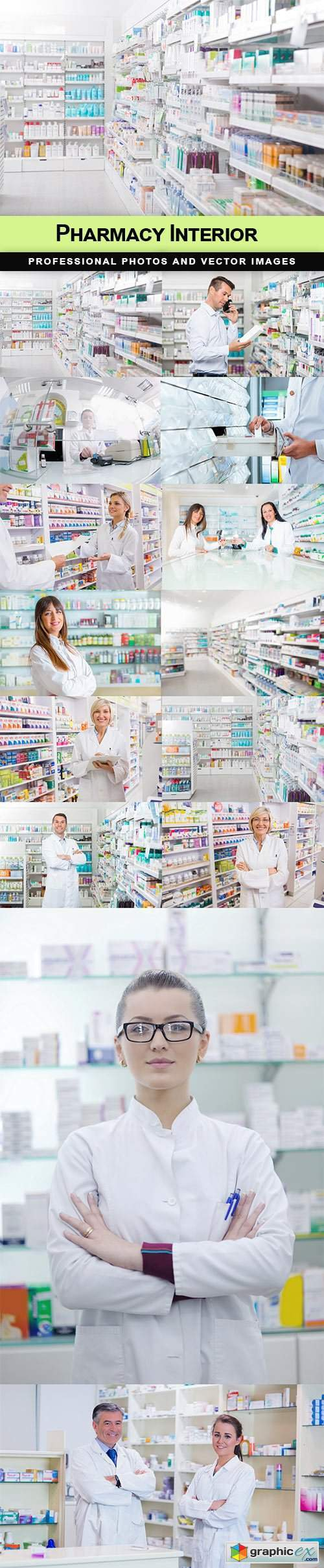 Pharmacy Interior - 14 UHQ JPEG