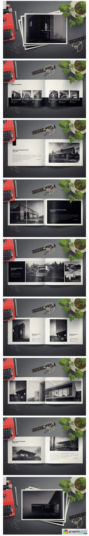 Architecture Landscape Brochure 3927312