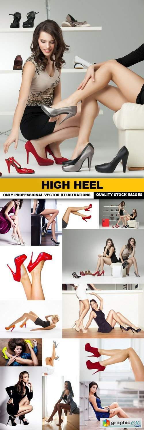 High Heel - 15 HQ Images