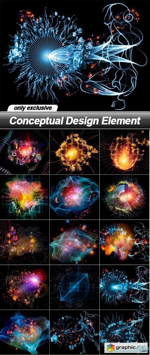 Conceptual Design Element - 15 UHQ JPEG