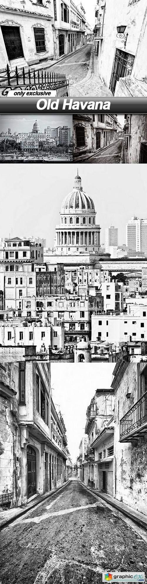 Old Havana - 5 UHQ JPEG