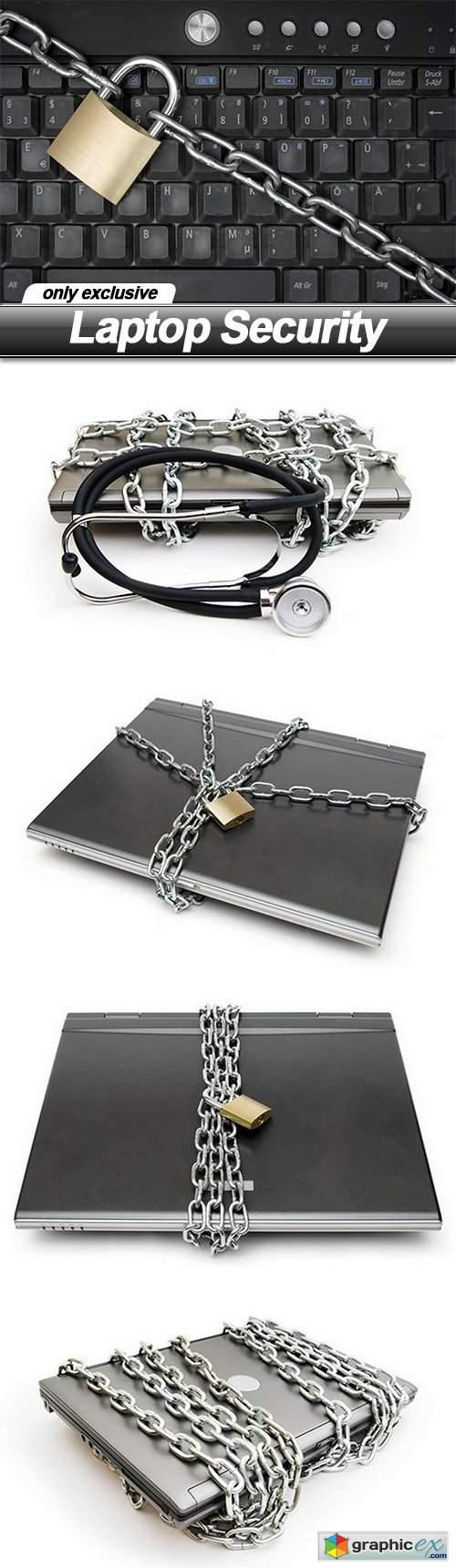 Laptop Security - 5 UHQ JPEG