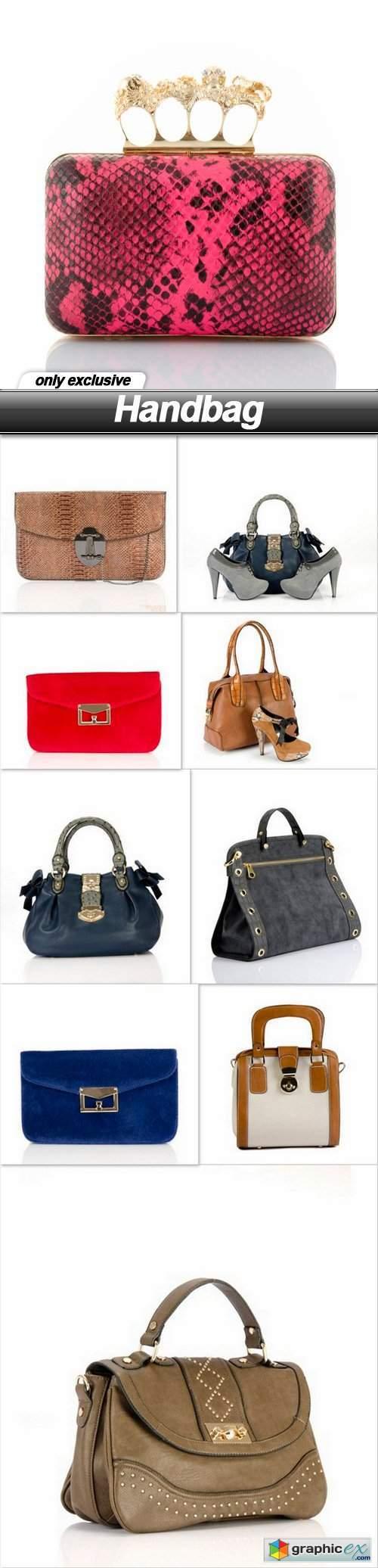 Handbag - 10 UHQ JPEG