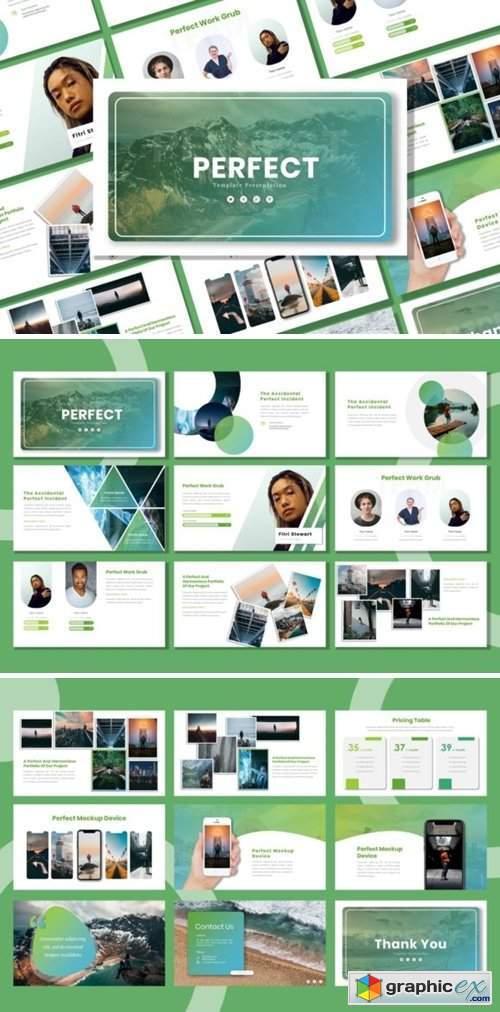 Presentation Templates - Perfect