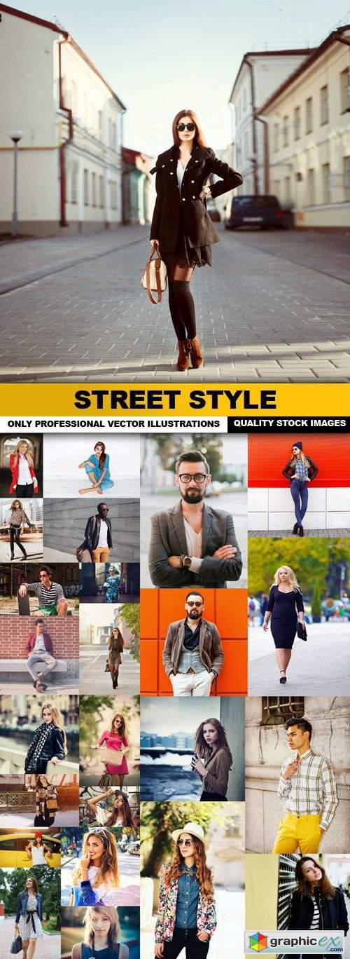 Street Style - 25 HQ Images