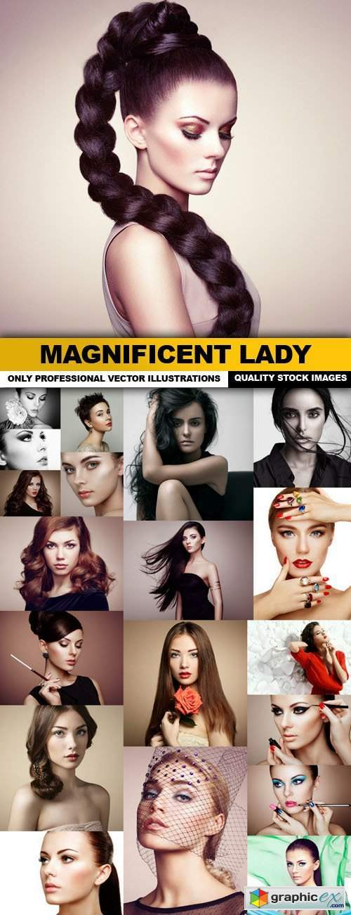 Magnificent Lady - 20 HQ Images