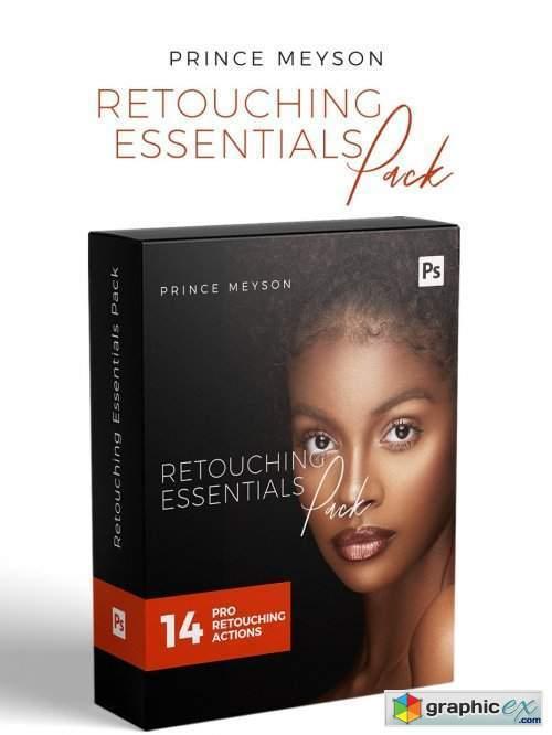 Prince Meyson - Pro Retouching Essentials Pack II