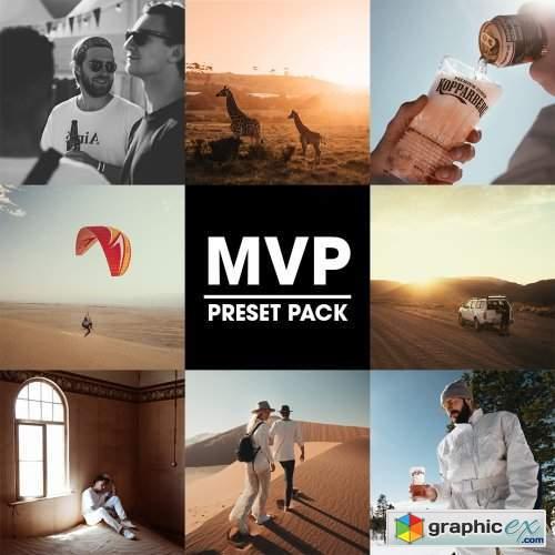 MVP PRESET PACK (Dekstop & Mobile)