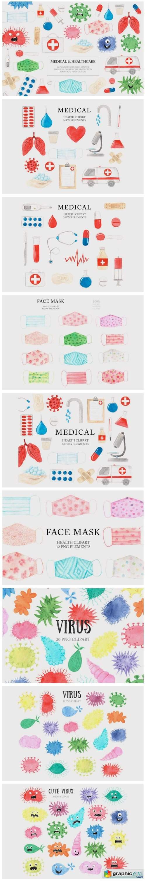 Medical Healthcare Clipart