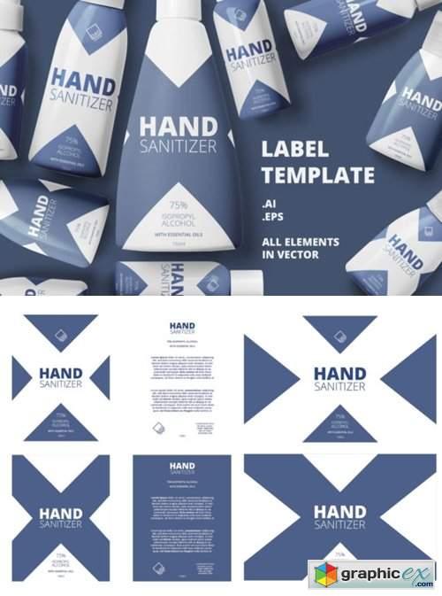 Label Template Design