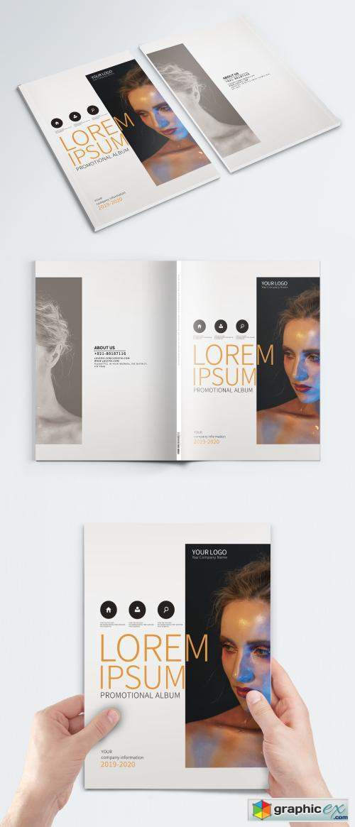 LovePik - beauty plastic surgery brochure cover