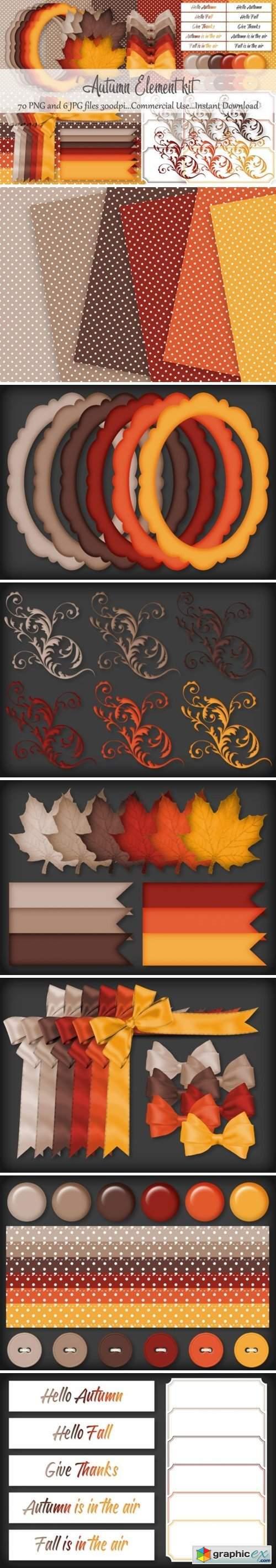 Autumn 1 Element Kit