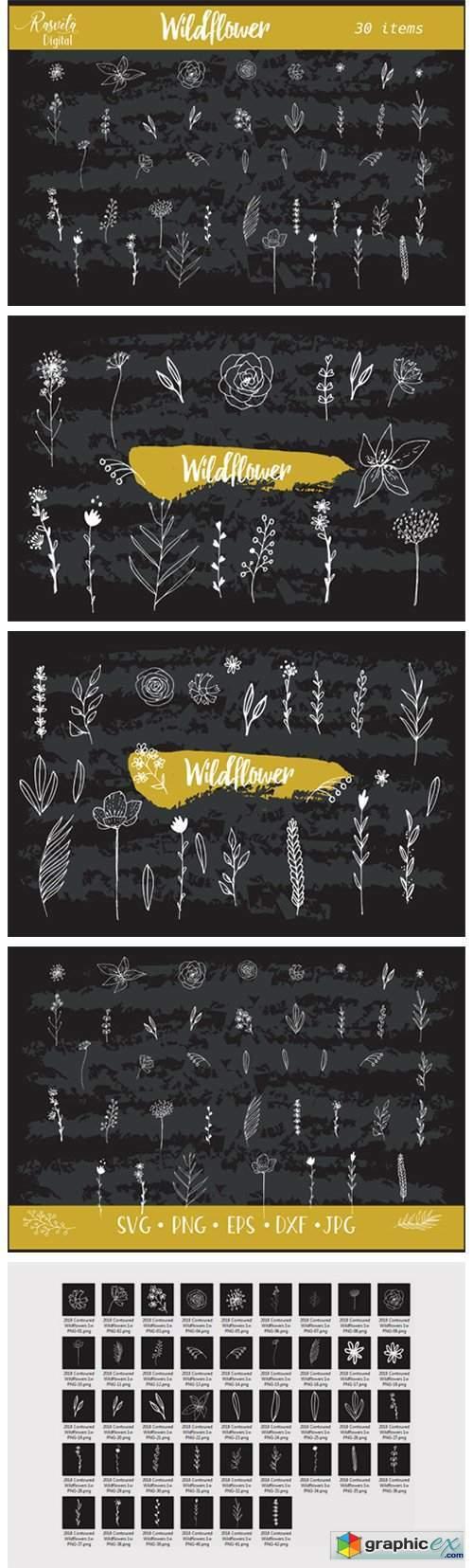 Wedding Wildflower Flowers