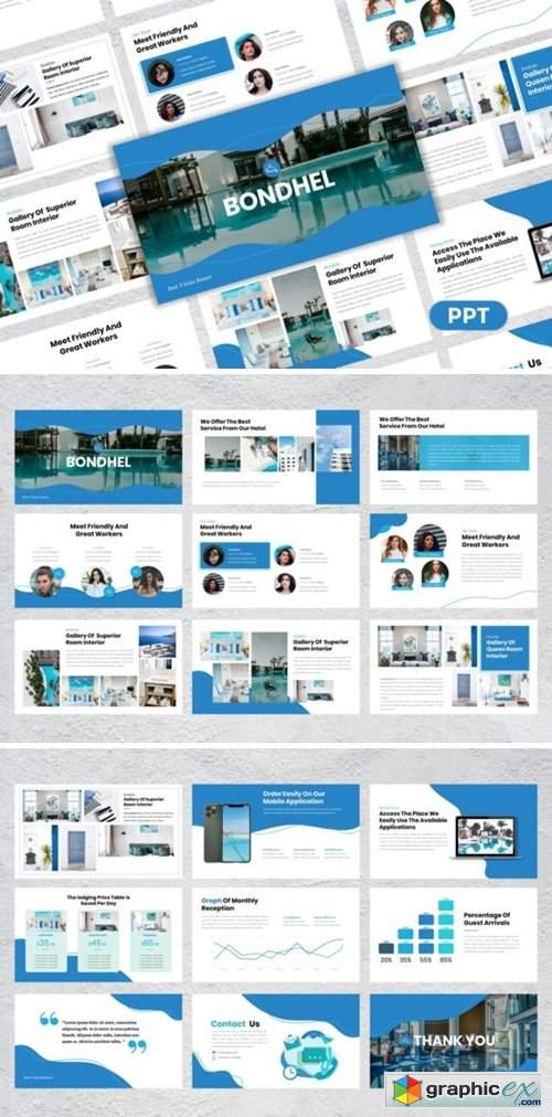Presentation Templates - Bondhel