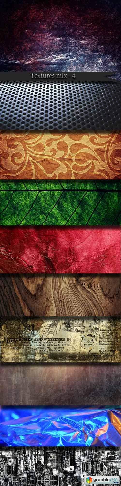 Textures mix - 4