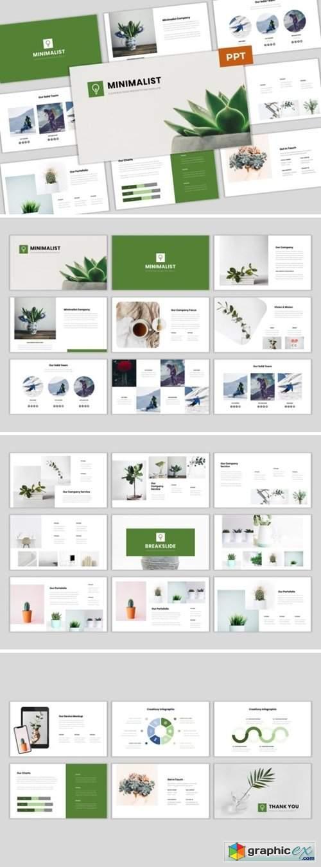 Minimalist - Clean Business Presentation