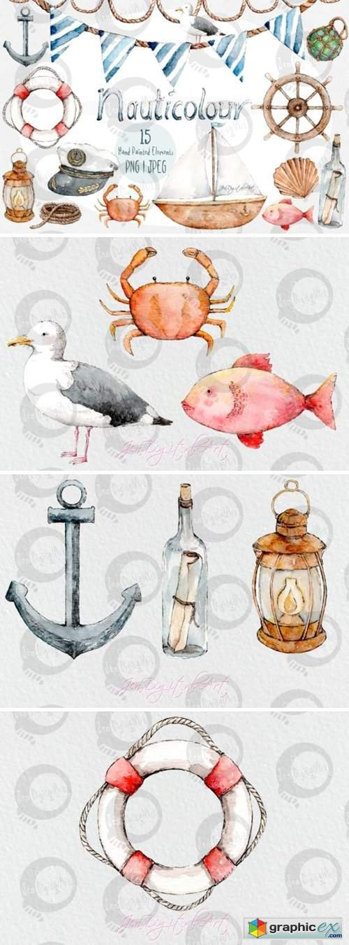 Nauticolour | Watercolour Nautical Art