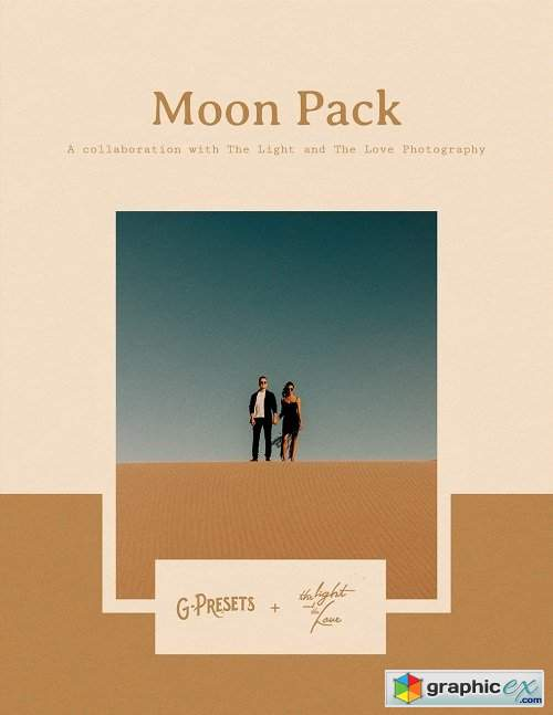 G-Preset x The Light And The Love - The Moon Pack