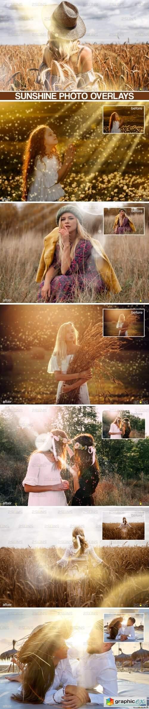 Sunlight Photo Overlays Sunlight Overlay