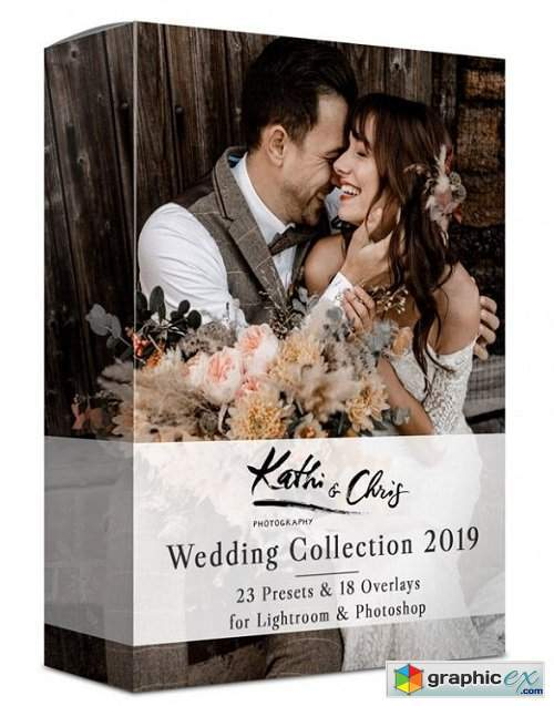 KCP Preset Wedding Collection